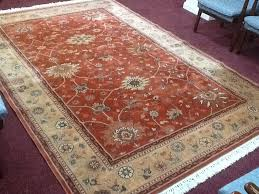 large john lewis royal keshan 100 wool indo persian carpet rug