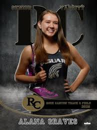 "Rock Canyon XC/Track and Field on Twitter: ""Congratulations to 2020 Jags  Graduate Alana Graves! Alana will continue to pursue her academic dreams by  attending Colorado School of Mines. The Jags Family wishes"