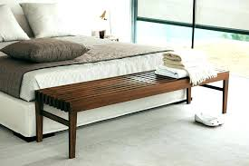 Fornakerorg Bedroom Bench With Arms End Of Bed Wooden Ideas  Storage Rolled