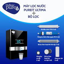 Máy Lọc Nước Unilever Pureit Ultima RO + UV + MF tặng thêm bộ lỗi lọc  Ultima số 1