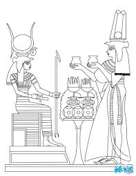 Small Picture egyptian coloring pages ANCIENT EGYPT ART coloring page