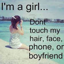 Girl The Phone Boyfriend