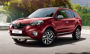 2018 renault. perfect 2018 2018 renault koleos  new design picture on renault