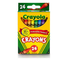 Small Picture Crayola Crayons 24 ct Crayola