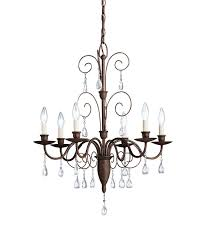 Kichler Diana 5 Light Chandelier Lighting Lamps Have A Fantastic Lighting With Kichler