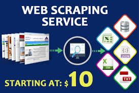 Do web scraping, data mining, web crawling, data automation by Rimtiaz