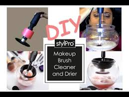 diy stylpro brush cleaner