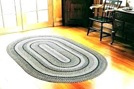 6 ft round rugs on