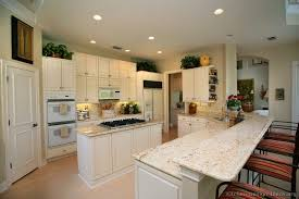 groß white granite countertops kitchen cabinets traditional 134a s36386584x2 island peninsula bar corner pantry