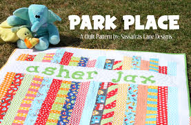Introducing Park Place & PDF Sale! – Sassafras Lane Designs & We made two versions of this quilt. One little boy version with bright  primary fabrics featuring cars, trucks and shapes. And one little girl  version with ... Adamdwight.com