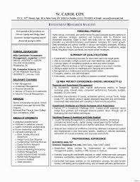 53 Inspirational Cover Letter Financial Analyst Awesome Resume