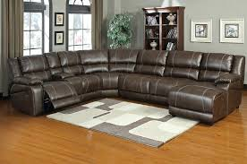 l couches beautiful image of sectional sofas with recliners with leather sectional sofa