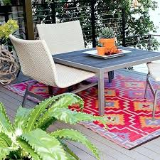 plastic outdoor rugs recycled patio rug polypropylene uk full size