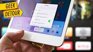 airplay apple tv ipad
