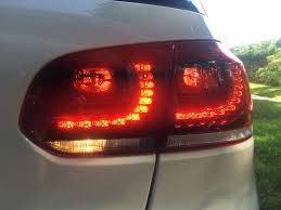 Vwvortex Com Led Reverse Light Is Red