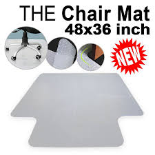 durable pvc home office chair. pvc home office chair floor mat studded back with lip for pile carpet 36 durable pvc a