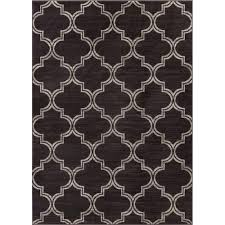 well woven amba charcoal area rug 5 3