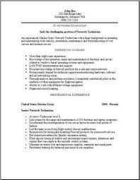 Military Resume Example - Examples Of Resumes