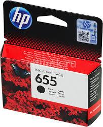 Купить <b>Картридж HP 655</b>, черный в интернет-магазине ...