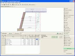Small Picture Gravity retaining wall design spreadsheet homefunus
