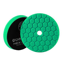 Green Hex Logic Quantum Heavy Polishing Pad