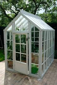 this is a small freestanding greenhouse without its own foundation would be good wood plans diy