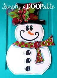 snowman door hanger snowman wood door hanger by simply frosty door hanger snowman door decor door
