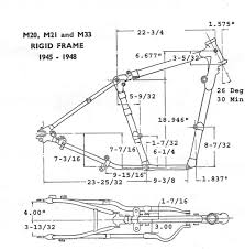 tech oldthumpers BSA Victor at Bsa Wm20 Wiring Diagram