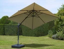 rectangular garden umbrellas uk off 70