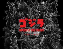 Godzilla Size Chart Noger Chen On Behance