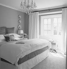 light gray bedroom photo - 1
