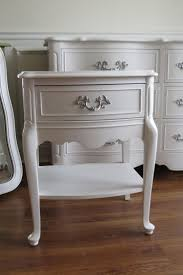 White French Provincial Nightstand I Think