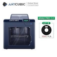 NEW <b>ANYCUBIC 4Max Pro 2.0</b> 3D Printer FDM 3d Printer ...