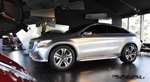 new car 2016 usaSneak Peak 2016 GLE550 Coupe and C400 Coupe