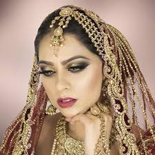 researching for the indian asian bridal makeup artist course