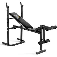 Buy Everlast Foldable Weight Bench With Leg Developer  100kg Everlast Bench Press