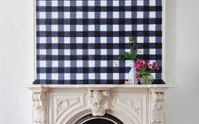 Gingham Wallpaper gingham home decor that will make it feel like summer all year 1166 by guidejewelry.us