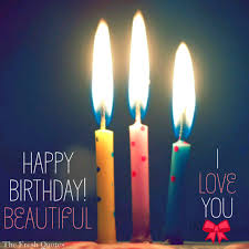 Beautiful Birthday Quotes For Lover Best of 24 Cute And Romantic Birthday Wishes With Images TheFreshQuotes