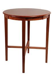 amazon boraam 70564 round pub table 42 inch cherry kitchen dining