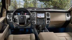 2018 ford expedition interior. Exellent Ford 2017 Expedition Dashboard  Source Fordcom With 2018 Ford Expedition Interior D