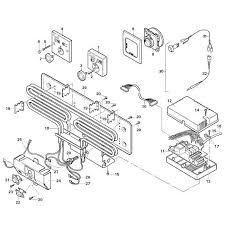 truma space heater temperature control device sensor 30030 65100