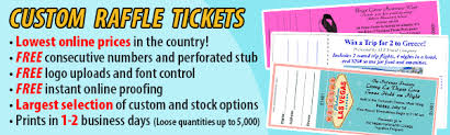 Perforated Raffle Ticket Sheets Perforated Ticket Rome Fontanacountryinn Com
