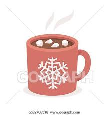 hot chocolate mug clip art.  Mug Hot Chocolate Cup On Chocolate Mug Clip Art