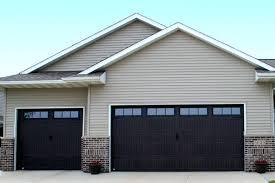 beautiful painting garage door dos and in painting garage doors paint your garage door black