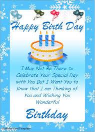 Microsoft Word Birthday Card Template Greeting Card In Word Birthday
