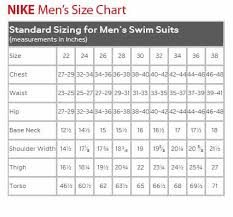 Mens Dress Shirt Conversion Chart Nike Size Chart Tyr Size Chart Dolfin Size Chart
