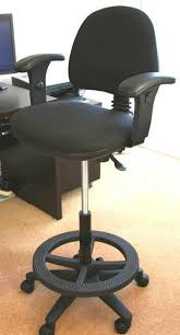 tall office chairs designs. interesting tall innovative tall office stools chair with footrest chairs designs n