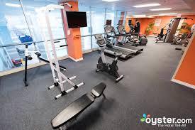 fitness center at the residence inn by marriott ottawa downtown