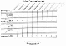 College Comparison Worksheet Template College Comparison Chart Template Lovely Parison Worksheet Excel