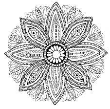 Download Mandala Da Colorare Difficilissimi Animali Disegni Da